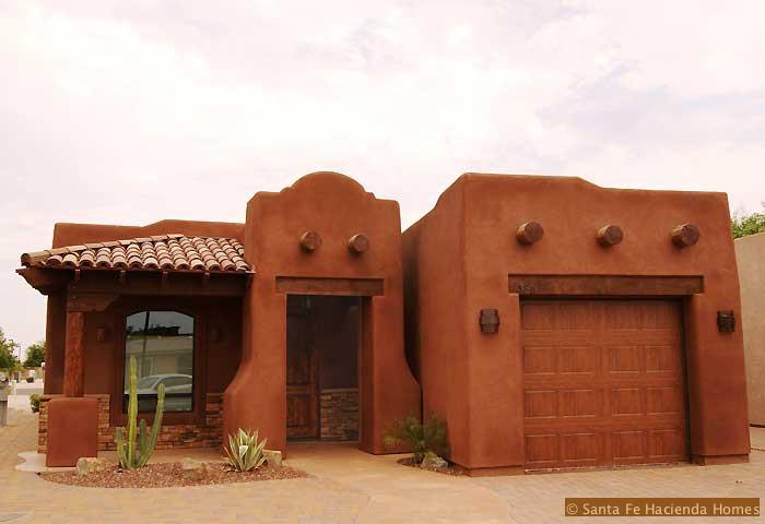 Santa Fe Hacienda Home Construction Quality Custom Built